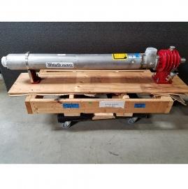 Tonkaflo Sanitary Stainless Screw Pump