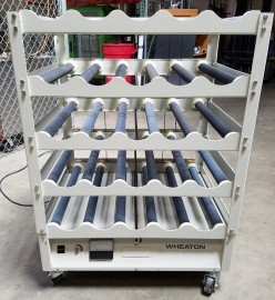 Wheaton Roller Apparatus