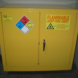 Eagle Flammable Liquid Safety Storage Cabinet 22 Gallon