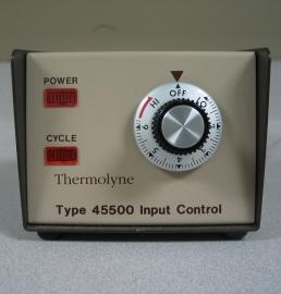 Thermolyne Type 45500 Input Control