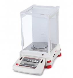 Ohaus Explorer Analytical Balance Model EX224-US: 220g at 0.1mg