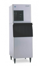 Hoshizaki Floor Model Flake Ice Maker Model F-450MAJ with B-300