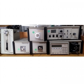 Assorted Gilson Chromatography HPLC Components