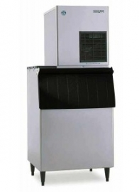 Hoshizaki Floor Model Flake Ice Maker Model F-801MAJ with B-500
