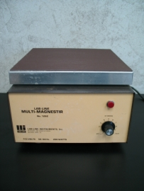 Lab-Line Multi-Magnestir 4 Position Stir Plate Model 1262