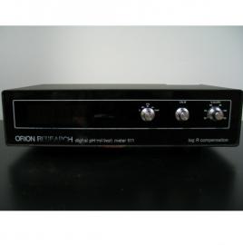 Orion Research pH / MV Meter Model 611