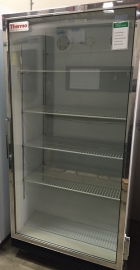 Thermo Revco Single Glass Door Refrigerator 28.9 cu.ft