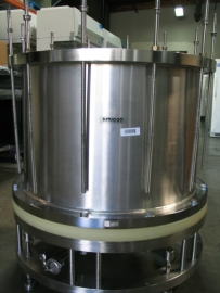 Amicon Stainless Large Scale Chromatography Column S800x500