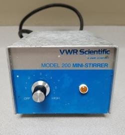 VWR Scientific Model 200 Mini Stirrer