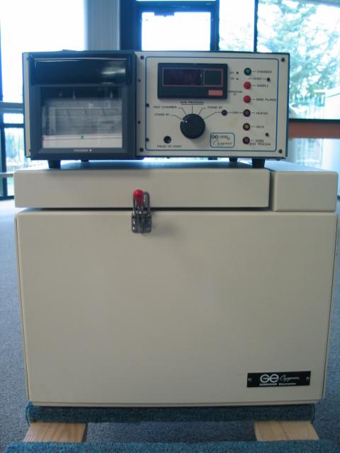 Gordinier Benchtop Controlled Rate Freezer Model 8700