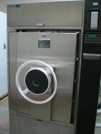Amsco Double Door 24 x 36 x 60 Autoclave with Stage 3 Controls and Clean Steam